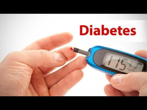 Plantilla del gel para la diabetes