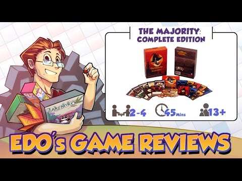 Edo's The Majority: Complete Edition Game Review
