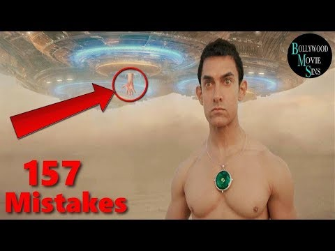 [EWW] EVERYTHING WRONG WITH PK FULL MOVIE  (157) MISTAKES  FUNNY MISTAKES PK FULL MOVIE AAMIR KHAN