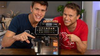 Philips 5400 Serie EP5447/90 im Test | Was kann der neuste Kaffeevollautomat von Philips?