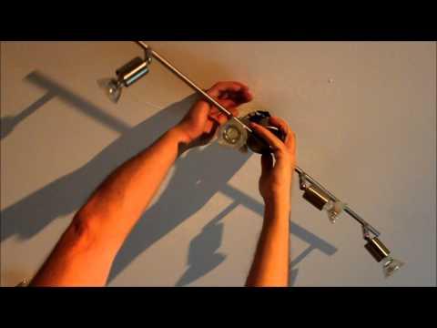 Lampe anschließen Montage - NewWonder555