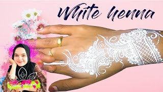 Tutorial White Henna Simple Free Online Videos Best Movies Tv