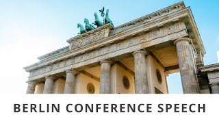 Watch our new Video from Berlin Medical Conference!