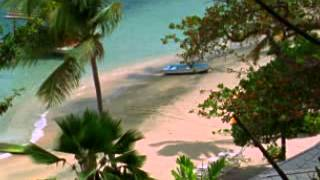 preview picture of video 'Tours-TV.com: Young Island Resort'