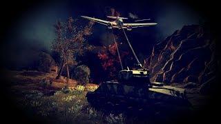 Стримы по War Thunder. Танковые бои. Всё качаю в топ. СУ-57Б