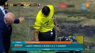 Histórica Clasificación De Lanús A La Final De La Copa Libertadores