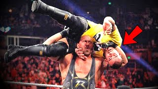 10 Most Unsafe and Dangerously Deadly WWE Wrestlers