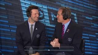 Tony Romo greatest play call predictions    Football Guru    Compilation