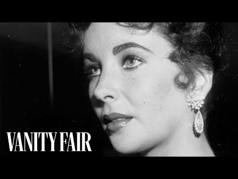 Elizabeth Taylor - The Secrets To Her Unique Fashion & Style On Vanity Fair Hollywood Style Star