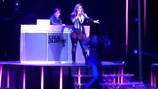 Demi Lovato - Unbroken/Neon Lights (Live in Vancouver)