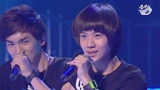 [Produce101 Group Battle] 샤이니(SHINee)_누난 너무 예뻐(Replay) 170425 EP.27