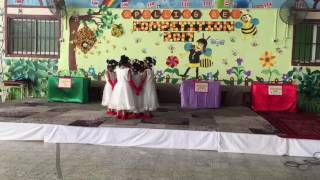 School kids dance (nuha dalin) Indian embassy school jeddah