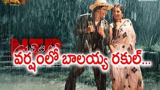 NTR Biopic : Balakrishna & Rakul Preet Pic Goes Viral | Filmibeat Telugu