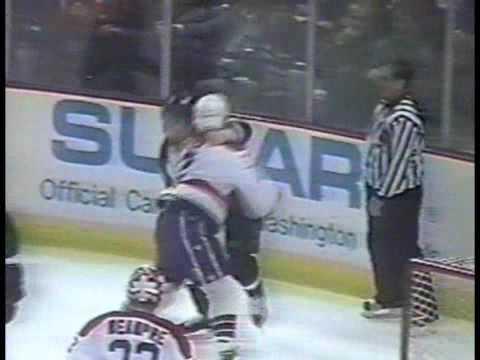Dale Hunter vs. Jim Johnson