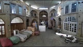 preview picture of video 'بازدید مجازی قدم زدن در بازار قدیمی شهر اراک'