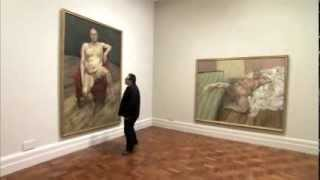 Lucian Freud @ The National Portrait Gallery