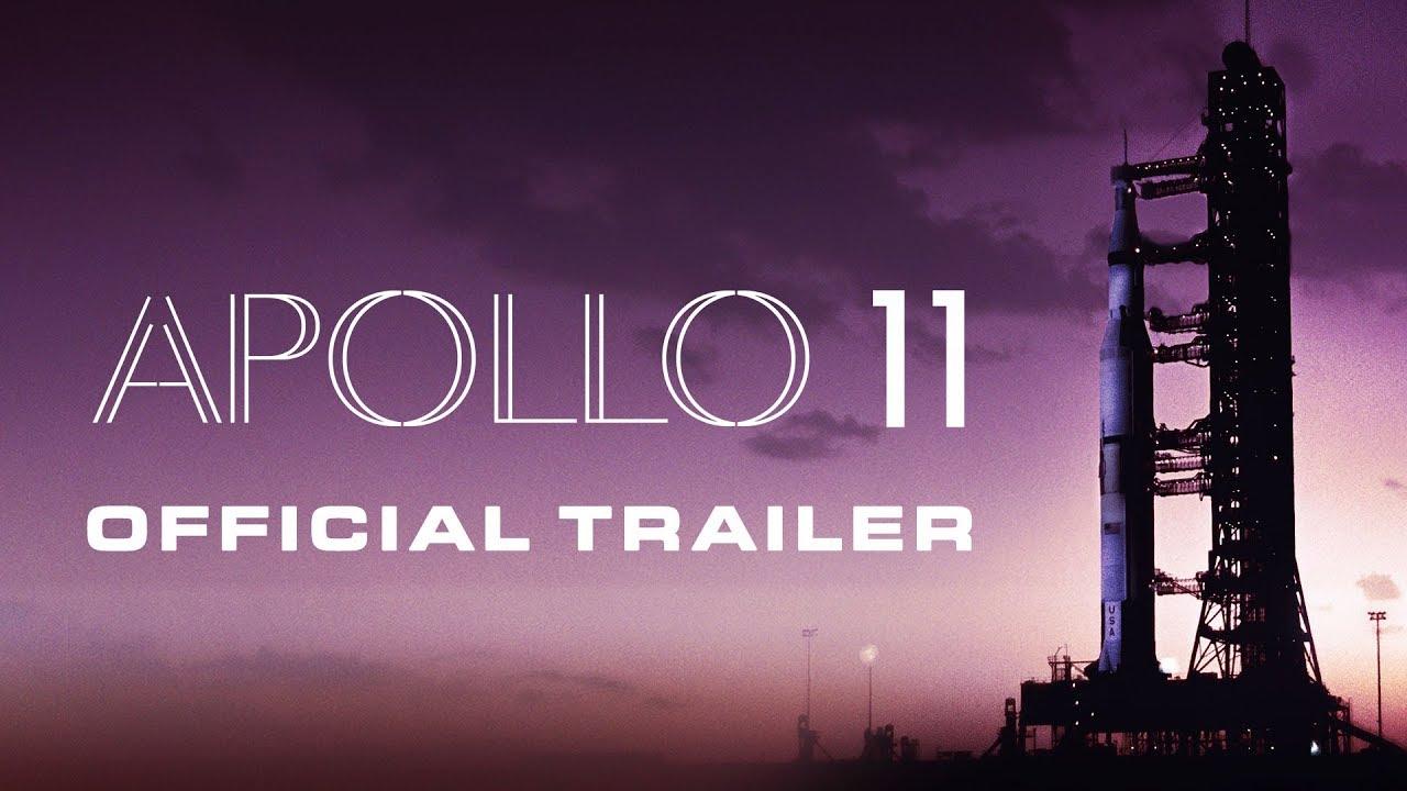 Trailer för Apollo 11