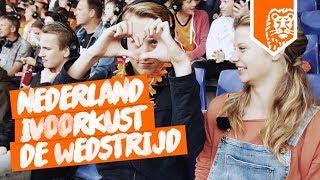 DE WEDSTRIJD! MILO & MASCHA - NEDERLAND vs. IVOORKUST