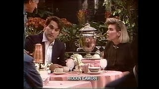 1989 - Folgers Coffee - Hidden Camera Commercial