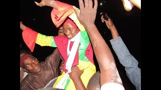 Rosso-Sénégal Accueille Sa Fille Awa Diop Dans Une Liesse Populaire