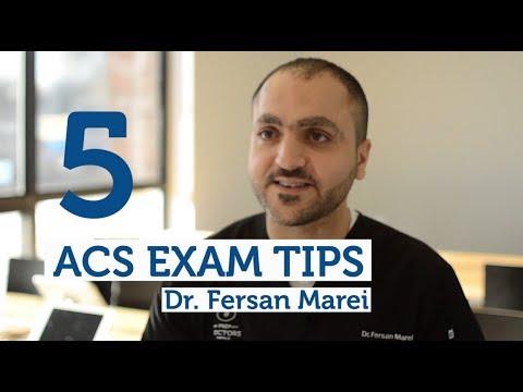 ACS Exam for Canadian Dental Equivalency - 5 Tips! - YouTube