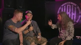 HRH TV – CHAT WITH SERGEANT THUNDERHOOF @ HRH STONER VS HRH DOOM !!!