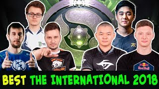 BEST plays of The International 2018 — Group Stage