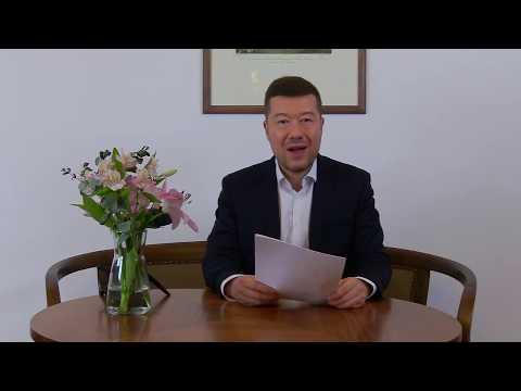 Tomio Okamura: Bezpečnostní informační služba