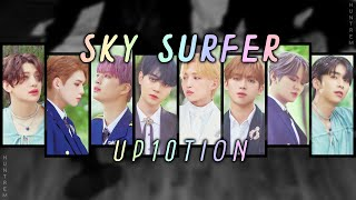 UP10TION (업텐션) - Sky Surfer [COLOR CODED HAN/ROM/ENG LYRICS]