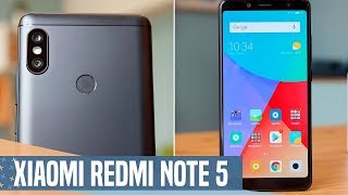 Xiaomi Redmi Note 5, review: el gama media MÁS BESTIA