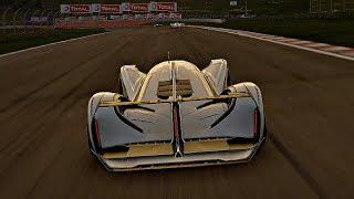 Gran Turismo Sport - Gameplay Mazda LM55 Vision GT @ Lago Maggiore [1080p 60fps]