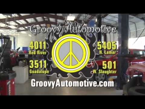 Groovy Automotive video