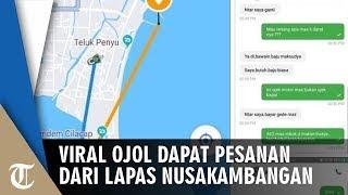 Viral Chat Diduga Napi Nusakambangan Memesan Ojek Online untuk Kabur, Kalapas Angkat Bicara