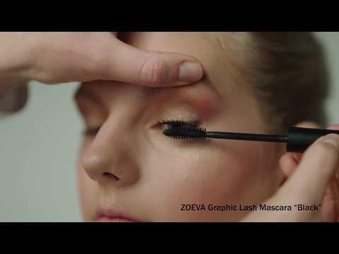 da5a0243129 ZOEVA Graphic Lash Mascara 7.5ml at BEAUTY BAY