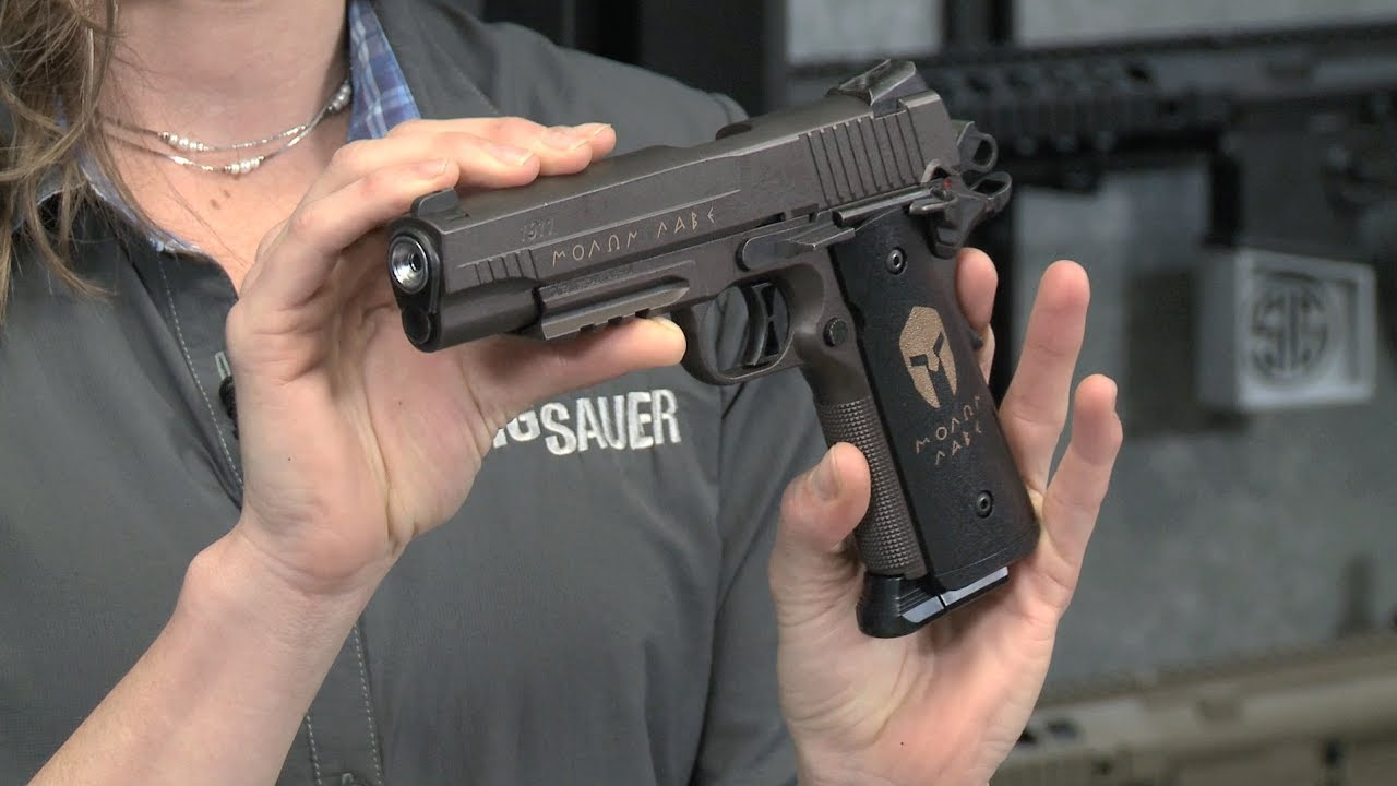 1911 Spartan CO2 BB-Gun