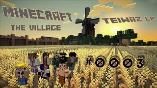 preview picture of video 'Minecraft 1.8 The Village [HD+] #0003 Die Reise Dorfplatz gesucht!'