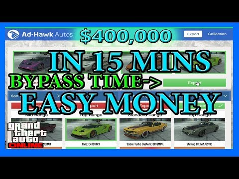 GTA 5 *SOLO* (BYPASS) HOW TO SELL VEHICLE CARGO AND MAKE MILLIONS WITHOUT NO WAITING TIME GLITCH!!