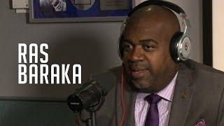 Ras Baraka, Mayor of Newark goes toe to toe with Ebro