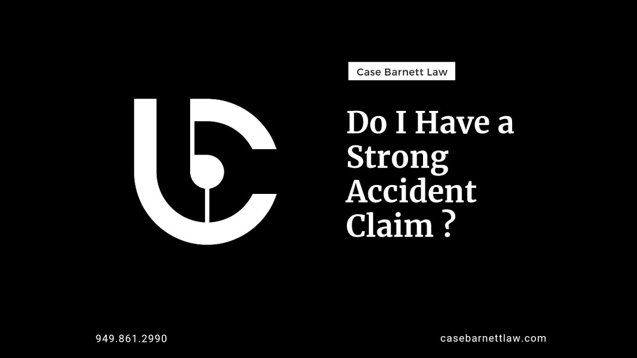 What do you need for a Personal Injury Case?