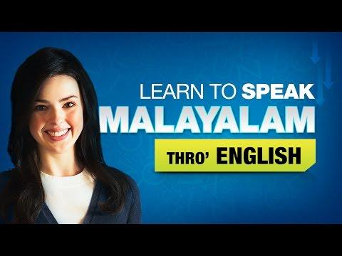 Learn Malayalam Through English   Speak Malayalam Through English   Learn Malayalam