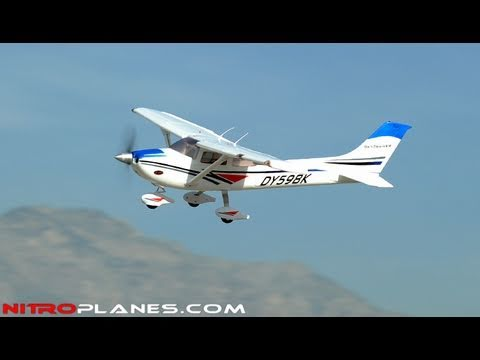 Dynam Cessna 182 Sky Trainer Brushless RC Plane Review