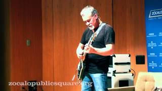 How Eddie Van Halen invented guitar tapping Video
