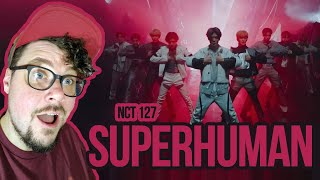 Mikey Reacts To NCT 127 엔시티 127 'Superhuman' MV