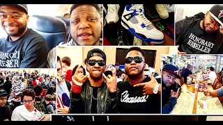 A DAY IN THE LIFE!!! SNEAKER GAMES!!!
