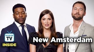 New Amsterdam : Featurette (VO)