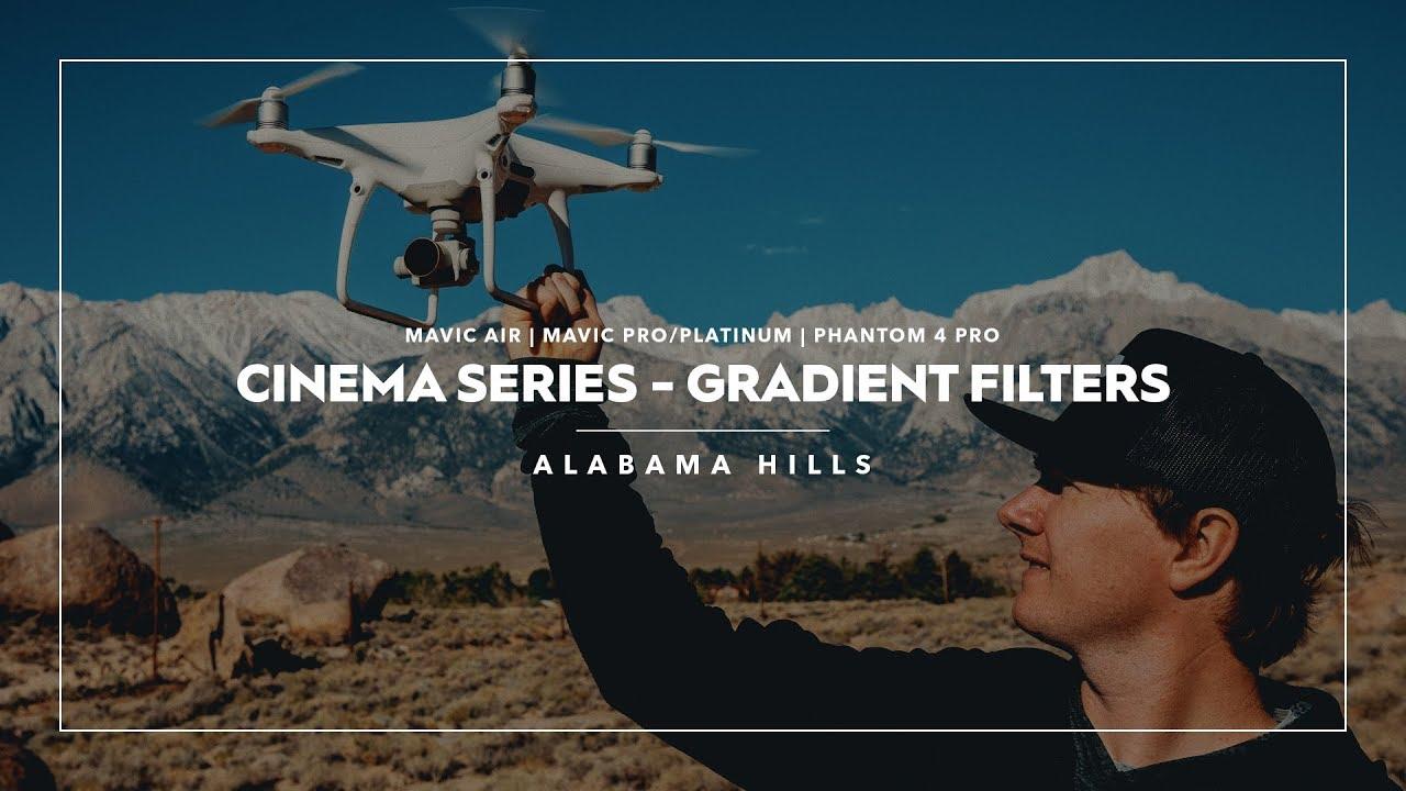 Buy Polar Pro Arcsgr Ar Cs Gr Mavic Air Cinema Series Gradient Nisi Filter Kit For Phantom 4 At A Glance