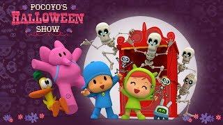 Pocoyo's Halloween Show | HALLOWEEN 2017