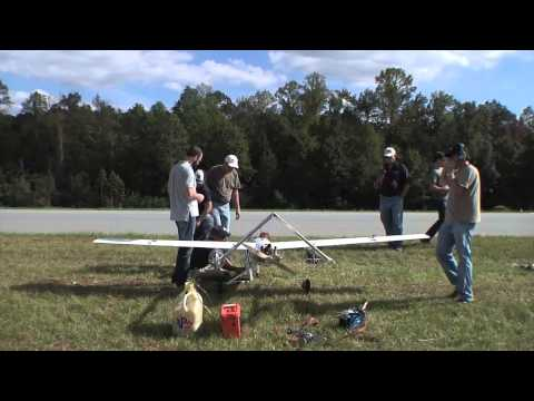 Flying Test Bed Video
