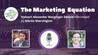 Marketing Equation - Stewart Alexander Macgregor Dennis