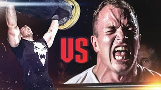 will ROMANO WIN this time? Romano Rengel VS Noro - Strength Wars League 2k17 #8